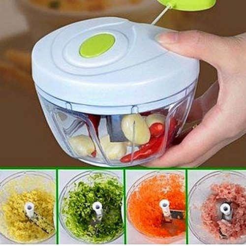 Hand Crank Manual Food Chopper/Mincer/Blender/Shreder