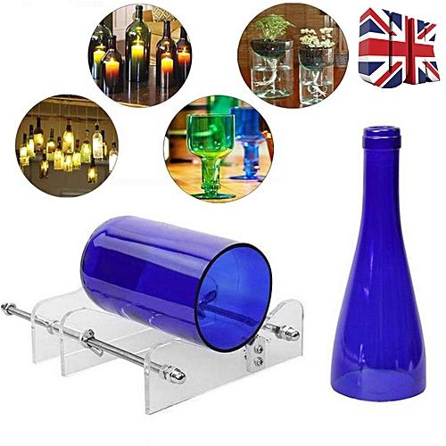 Glass Bottle Cutter Machine Tool DIY Crafts Cutting Wine Beer Bottles Kitchen