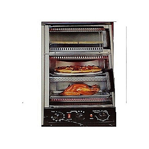 Electric Oven With Grill-37litres