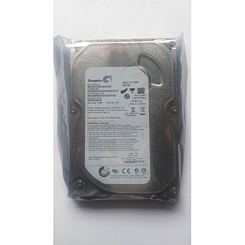 500GB Internal Hard Disk Desktop Computer /CCTV Use.