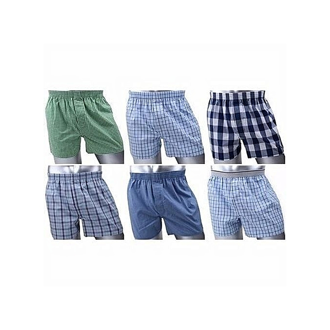 VICTAN Men s Boxers - Pack Of 6  bfd5cccb5ddb