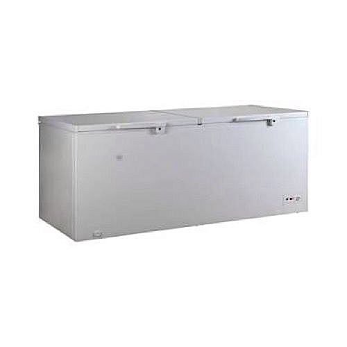 DOUBLE DOOR CHEST FREEZER NX-800 ( Silver)