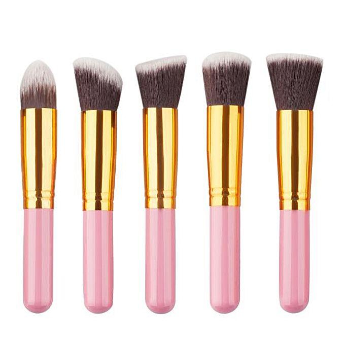 Neworldline 10PCS Cosmetic Makeup Brush Brushes Set ...