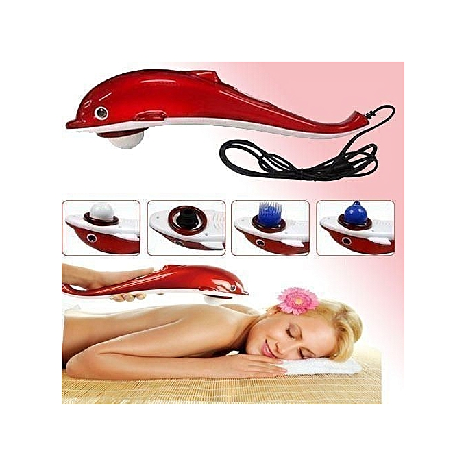 Dolphin Shaped Infrared Massager