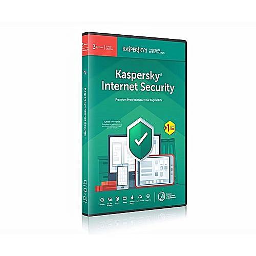 Anti Virus 2019 3 User + 1 Free License