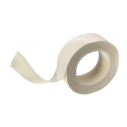 2cm Width Medical Tape White Surgical Tape Cotton Cloth First Aid Tape 5m