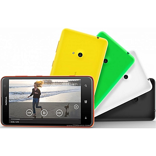 Refurbished Nokia Lumia 625 3G&4G Windows Mobile Phone WIFI Mobile Phone GSM / HSPA / LTE