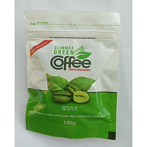 Slimmex Green Coffee Beans For Weight Loss | Jumia NG