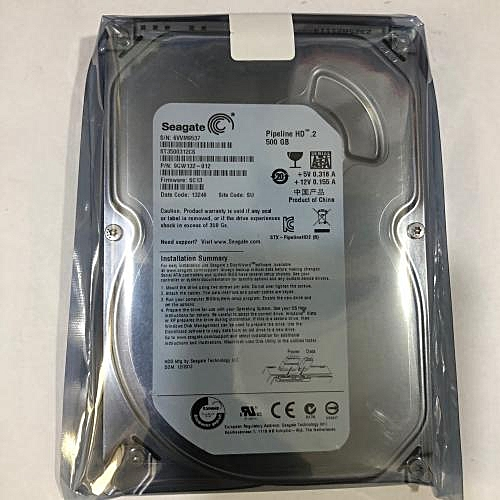 500GB Internal Hard Drive For CCTV And Desktop