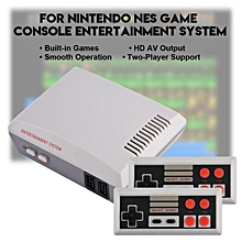 Used, NES Game Console Entertainment System HD AV Output Dual Joysticks US Plug for sale  Nigeria