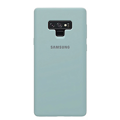 645358643be Generic Official Galaxy Note 9 Silicone Cover Case (Light Blue ...