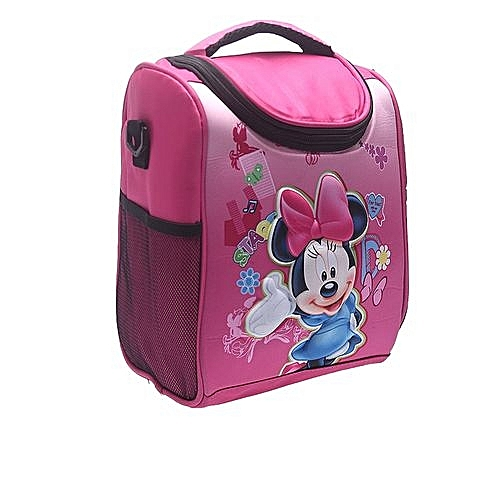 Minnie Character Lunch Bag