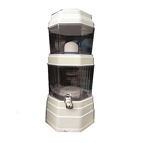 Water Purifier + Filter + Dispenser - Carbon Mineral Purifier Filter - 25Litres