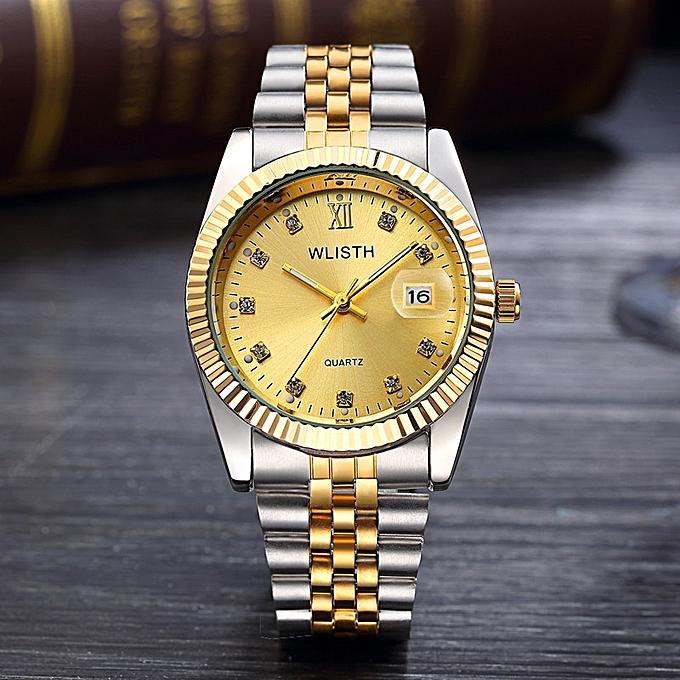 Fashion Men Wrist Watch Mens Watches Top Brand Luxury Watch Diamond