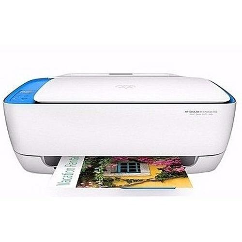 3635 DeskJet Wifi Network Ink Advantage All-in-One Colour Printer