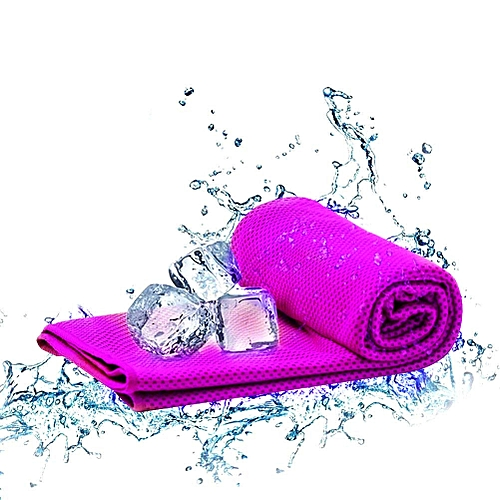 Instant Relief Cooling Cold Towels Beach Travel Sports