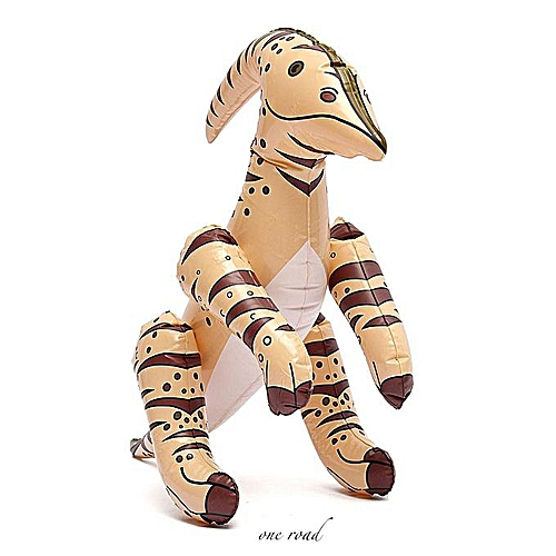 281907705459 Inflatable Firecracker Dinosaur Baby Toy Party Gift