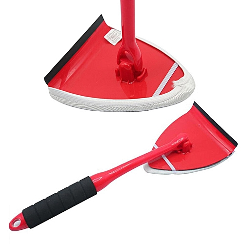 360 Degree Rotation Window Cleaning Brush Adjustable Mirror Glass Cleaning Brush Household Tools Kit