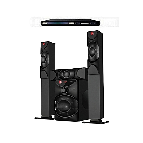 DJ 3030 High Class Home Theather System + POWERFUL SAMSUNG DVD