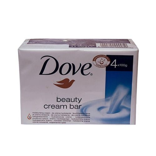 Beauty Cream Bar- (4x100g)