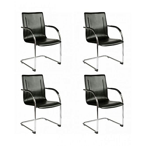 Bleek Conference Visitor Office Chair - 4pcs