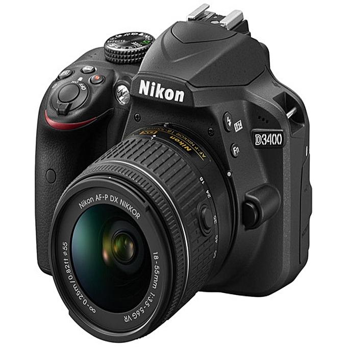 Nikon D3400 SLR Camera