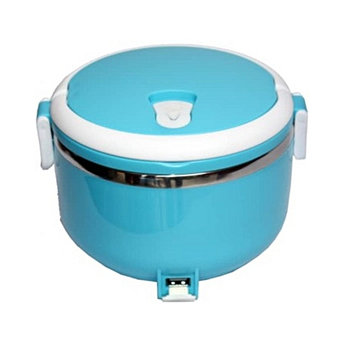 Kingreat Electric Lunch Box -- Food Warmer -- Food Flask With Stainless Insert