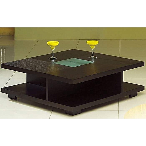 Double Cabin Coffee Table