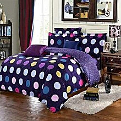 BedsheetHub Duvet + Bedsheet + 4 Pillow Case