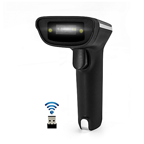 Handheld 2.4G Wireless USB 1D 2D Image Barcode Scanner QR Data Matrix PDF417 Code Reader Mobile Payment