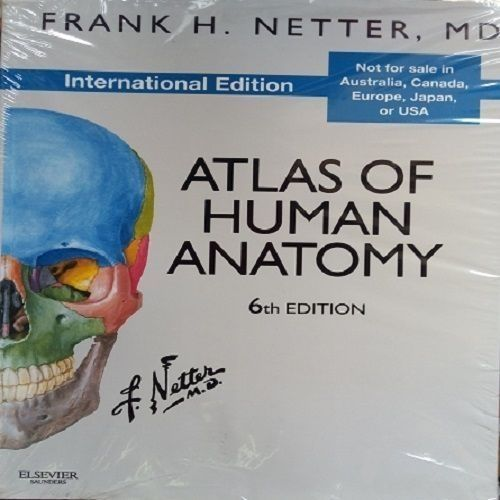 Nigeria Buy Atlas Of Human Anatomy Including Student Consult
