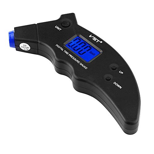 Handheld Digital Tire Tyre Air Pressure Gauge LCD Tester Tool For Car Truck SUV Motorcycle