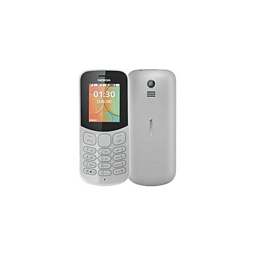 Nokia NOKIA-130-DUAL SIM-MICRO SD CARD-CAMRA-WHITE