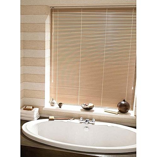 Aluminium Venetian Window Blinds (Gold) Prepaid Only
