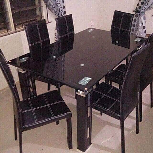 Dining Table By 6 Chairs