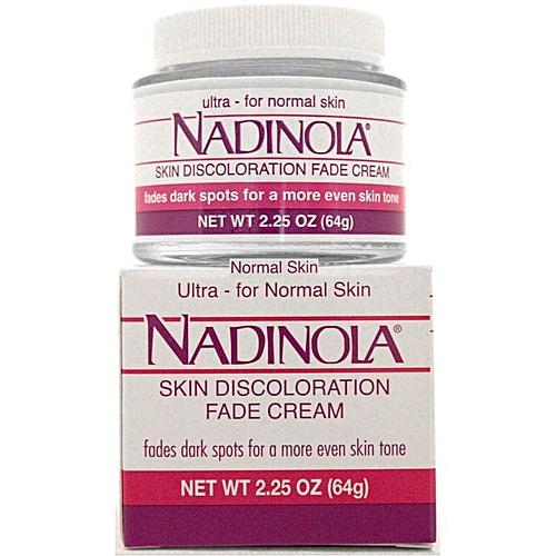 Skin Discoloration Fade Cream For Normal Skin 2 25 Oz