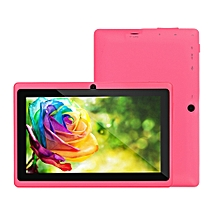 Dongjix 7inch Google Android 4.4 Quad Core Tablet PC 1GB+8GB Dual Camera Wifi Bluetooth for sale  Nigeria