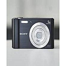 SONY CYBER-SHOT DSC-W800 DIGITAL CAMERA WITH POUCH for sale  Nigeria