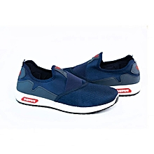 buy online 1a1cf d360b Mens Cool Fashionable Sneakers Canvas In Blue