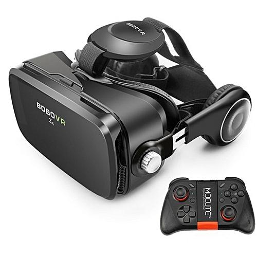 f03bd24bda0 BOBOVR Virtual Reality Goggle 3D VR Glasses + Games Pad