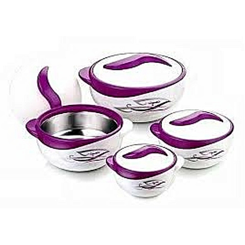 Pinnacle 4 Piece Set Insulated Casserole / Thermo