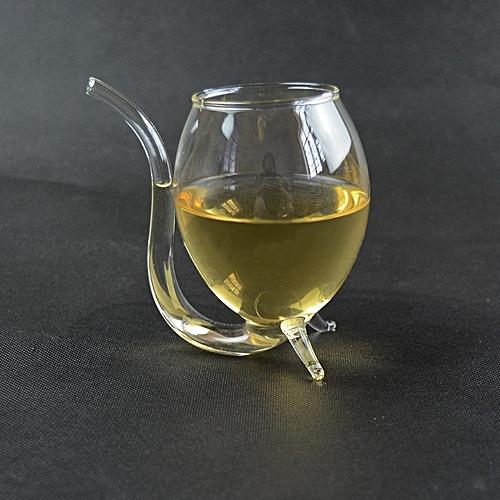 Unique Vampire Wine Glass Sucking Vodka Shot Cup Whiskey Drinking Wineglass Mug