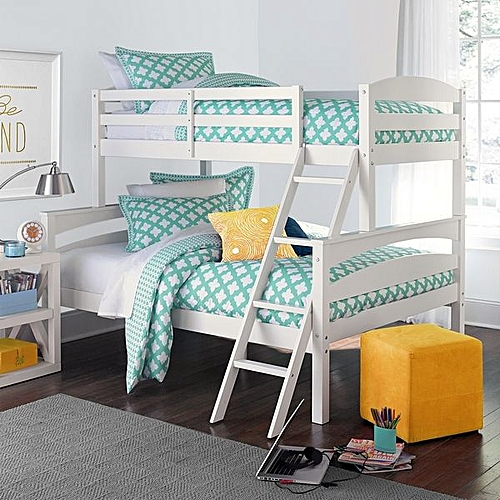 BIM's Wood Twin-over-Full Bunk Bed (LAGOS DELIVERY ONLY)