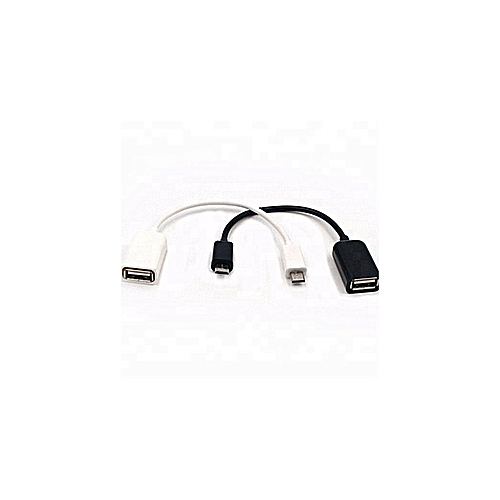 OTG Cable Adapter! Connection Kit For ANDROID Phones