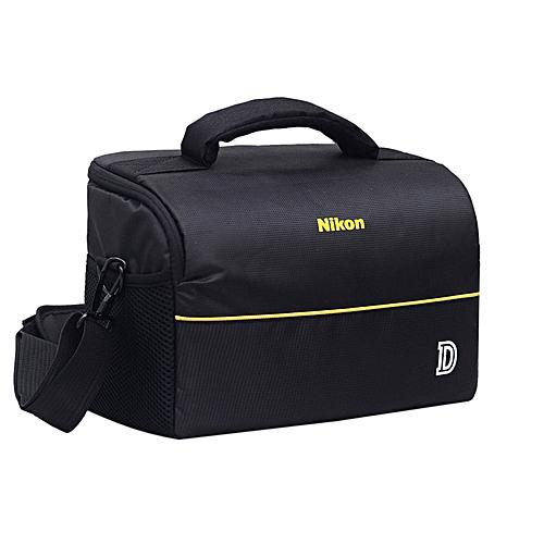 Nikon Dslr Camera Bag - Black