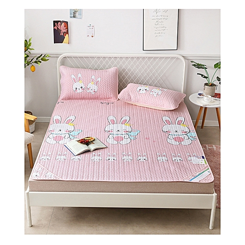Air Conditioning Soft Cool Bed Mat KATF Three Pieces Sets