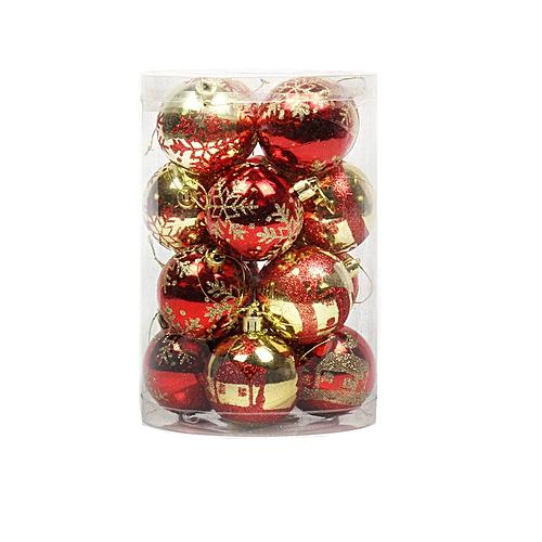 Christmas Balls Baubles Party Xmas Tree Decorations Hanging Ornament Decor Wannag