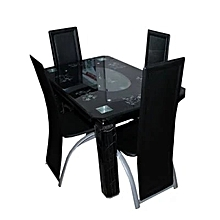 Exquisite Glass Dining Table