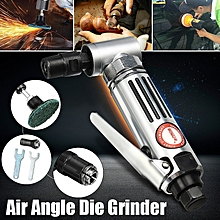 Air Angle Die Grinder Grinding Polishing Machine Pneumatic Tools Cutting Kit, used for sale  Nigeria
