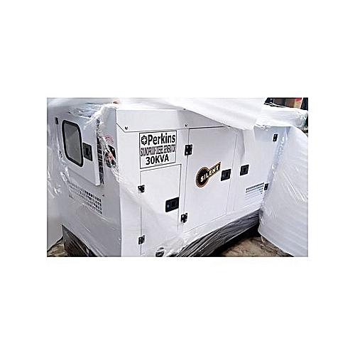 Soundproof Generator-30KVA